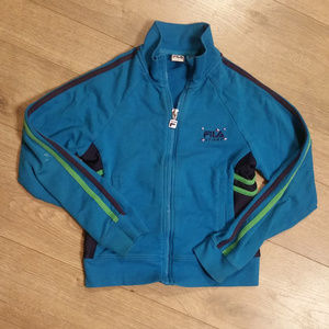 Fila Sport Soccer Zip up